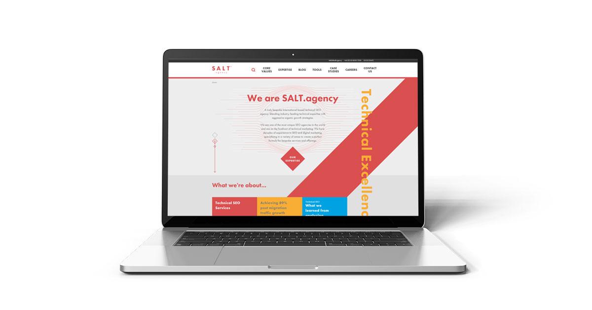 Salt Agency - Technical SEO Agency