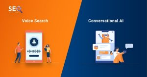 Difference Between Voice Search vs Conversational AI